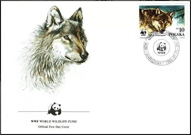 Some Beautiful Wildlife First Day Covers