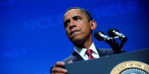 Obama's Battleground-State Blues