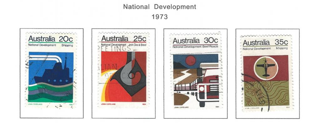 National Development | Australia 1973